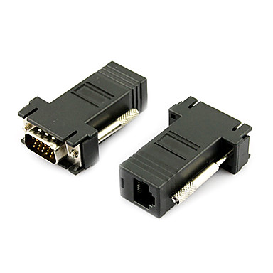 VGA to Cat 5E ethernet Video Balun