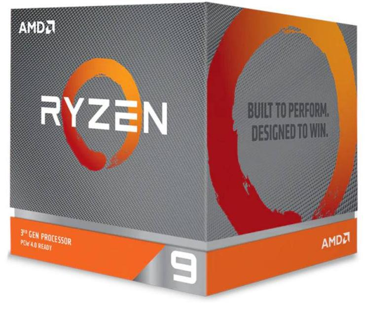 AMD Ryzen 9 5950X Zen 3 CPU 16C/32T TDP 105W Boost Up to 4.9GHz Base 3.4GHz Total Cache 64MB