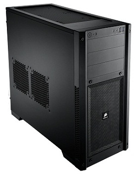 Corsair Carbide 300R - Black Mid-Tower Gaming Case - USB3.0 - SS