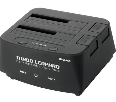 External 2.5 & 3.5 Inch Turbo Leopard SATA III to USB 3.0 HDD 2