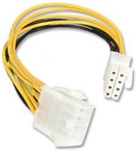 EPS 8 Pin Power Extension Cable 20cm