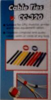 Velcro Cable Tie Straps Pack of 10
