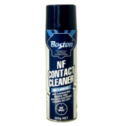 Non Flammable Contact Cleaner 350g Aerosol Spray