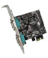 Astrotek PCI-Express x1 Serial and Parallel Card, 1x Parallel Po