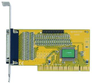 2 Port ECP/EPP Parallel IO Card For PCI Bus