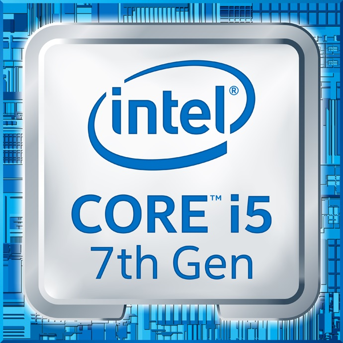 INTEL CORE i5 7400 Processor (Kabylake)- 3.00GHz - 6MB Cache - L