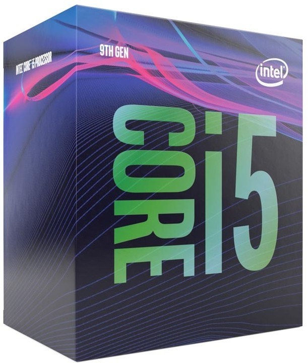 INTEL CORE i5 9400 Processor (Coffeelake)- 6 Cores, 2.90 GHz LGA
