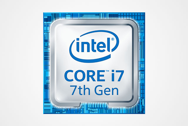 INTEL CORE i7 7700 Processor (Kabylake)- 3.60GHz - 8MB Cache - L