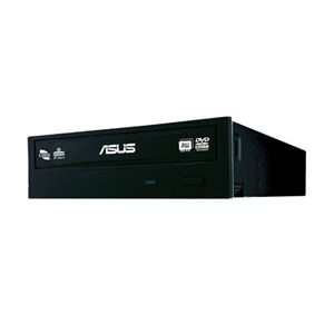 ASUS DRW-24D5MT Black 24x SATA With MDISC Support