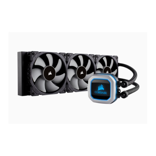 Corsair H150i PRO RGB 360mm Radiator, Triple 120mm ML Series PWM