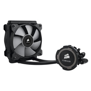 Corsair Hydro Series H75, Compatible with Intel (LGA115x, LGA136