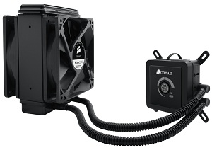 Corsair Cooling Hydro Series H80 High-performance CPU Cooler, In