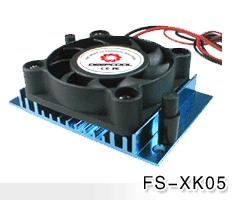 All in one VGA & Chipset Cooling Fan