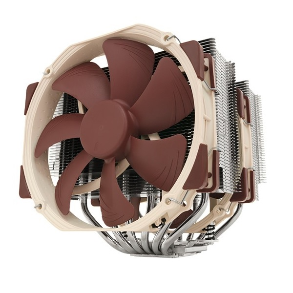 Noctua NH-D15 Multi Socket PWM CPU Cooler Quiet, cooling enthusi