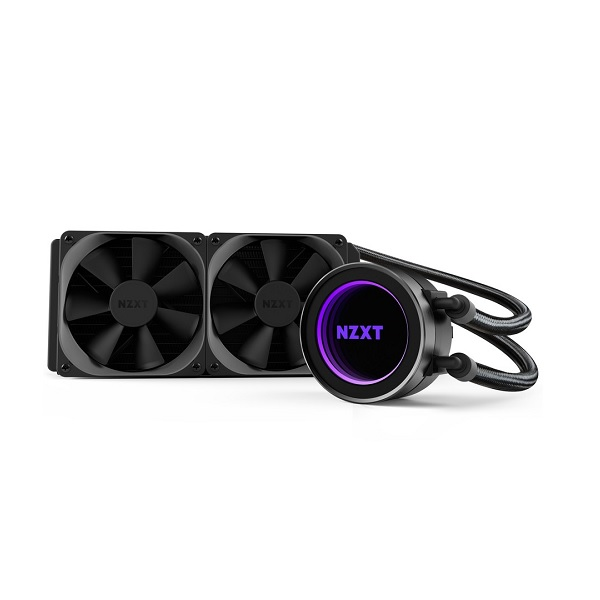 NZXT Kraken X62 RGB Enclosed Liquid Cooling System