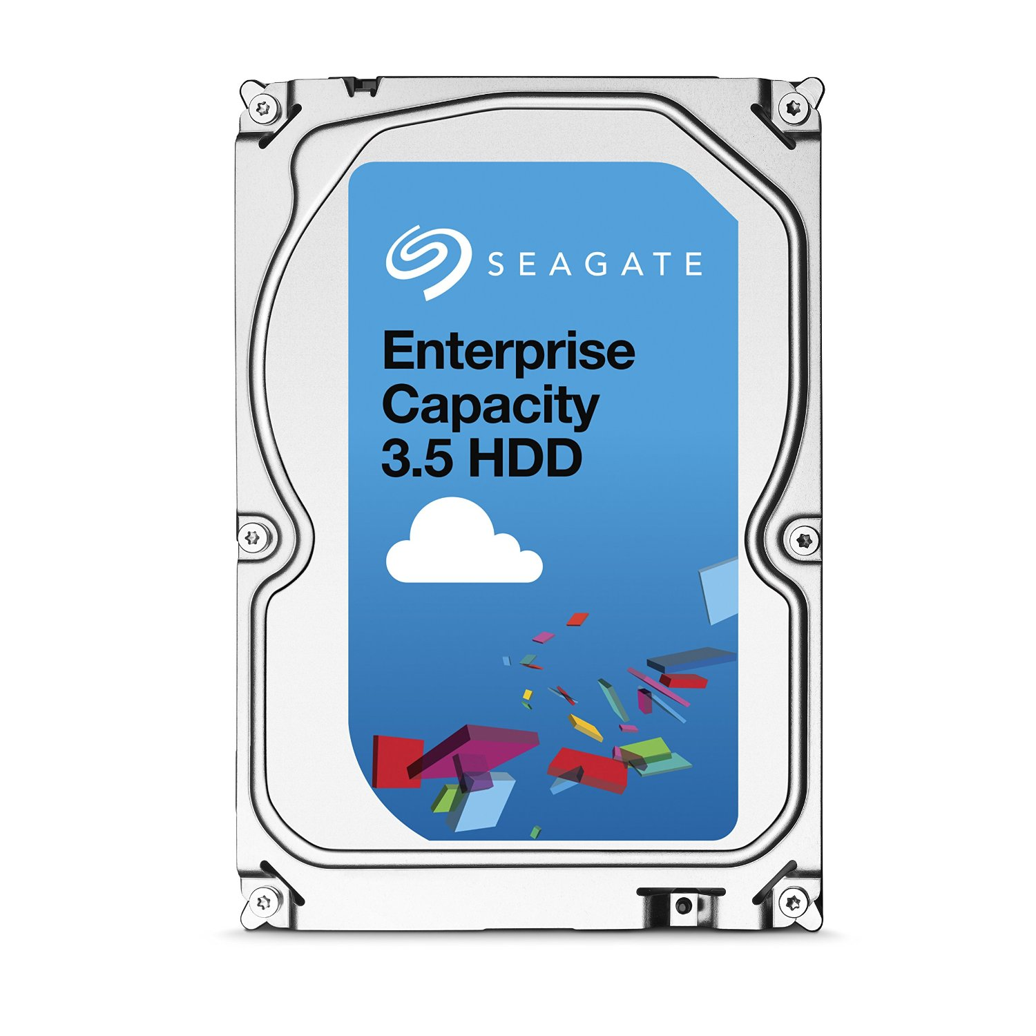 Seagate Enterprise for Bulk-Data Applications Engineered for 24x