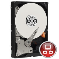 "WD 2TB Red - SATA 6 Gb/s - 3.5"" - IntelliPower - 64 MB"