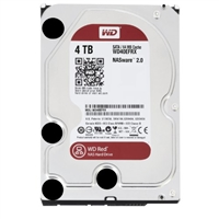 "WD 4TB Red - SATA 6 Gb/s - 3.5"" - IntelliPower - 64 MB"
