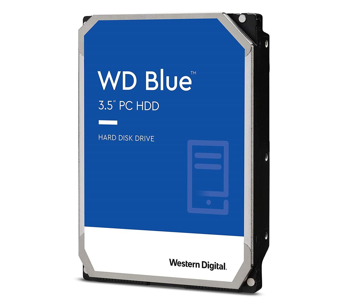 "WD Blue 4TB SATA3 64MB 3.5"" 5400RPM 6Gb/s 64MB Cache HDD - Click Image to Close"