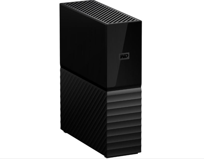 "WD My Book 8TB 3.5"" External Desktop HDD, USB3.0. With built-in"