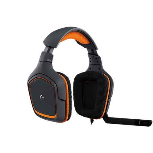 G231 Prodigy Gaming Stereo Headset -PC, Xbox One, PS4