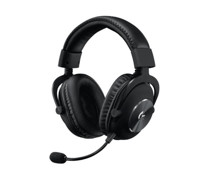 Logitech PRO Gaming Headset with Passive Noise Cancellation