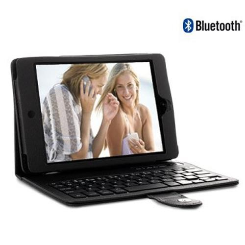 8WARE iPad Mini Folio Case with Bluetooth Keyboard