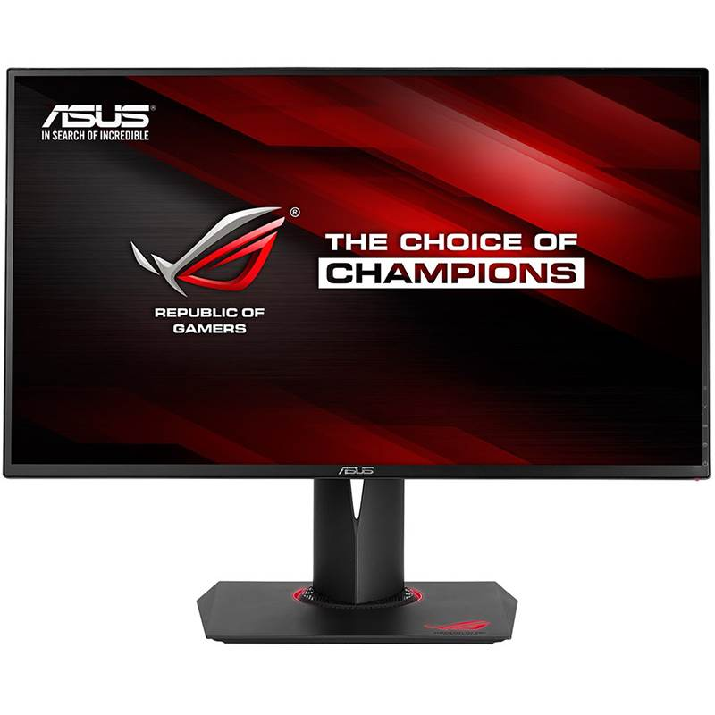 "ASUS ROG Swift PG279Q Gaming Monitor - 27"" 2K WQHD (2560 x 1440)"
