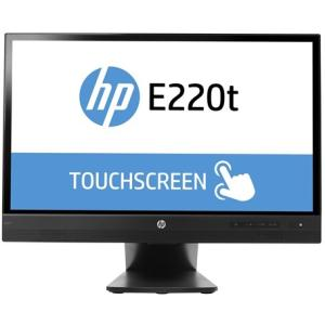 HP E220T 21.5IN MONITOR TOUCH FHD(16:9) 8MS (VGA-HDCP)TILT (1920
