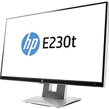 HP E230T 23IN MONITOR TOUCH FHD(16:9) 8MS (VGA-HDCP)TILT (1920X1