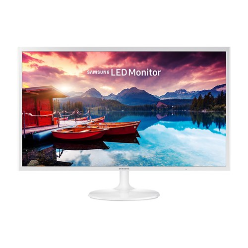 "Samsung LS32F351FUE 31.5"" 178 degree wide viewing angle 5ms resp"