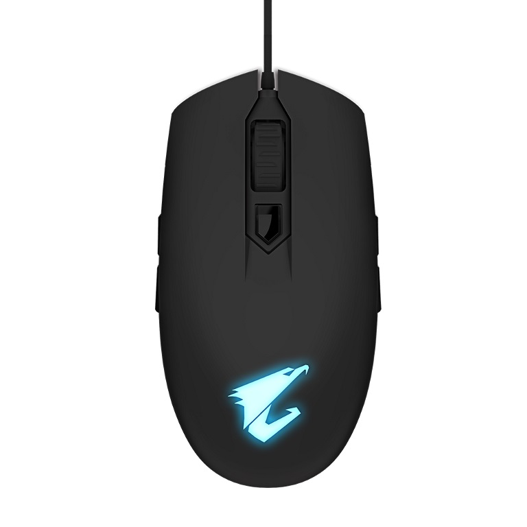 Gigabyte AORUS M2 Optical Gaming Mouse USB Wired 6200 dpi 12500