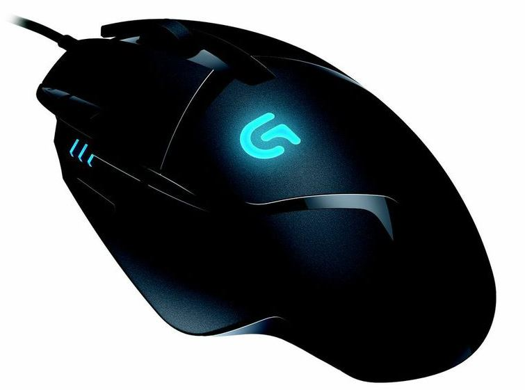 Logitech G402 Hyperion Fury FPS USB Gaming Mouse 8 Programmable