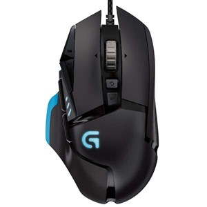 LOGITECH G502 Proteus Core Tunable Gaming Mouse - Corded