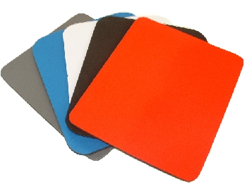 Basic Cloth Mousepad - 260mm x 220mm x 5mm