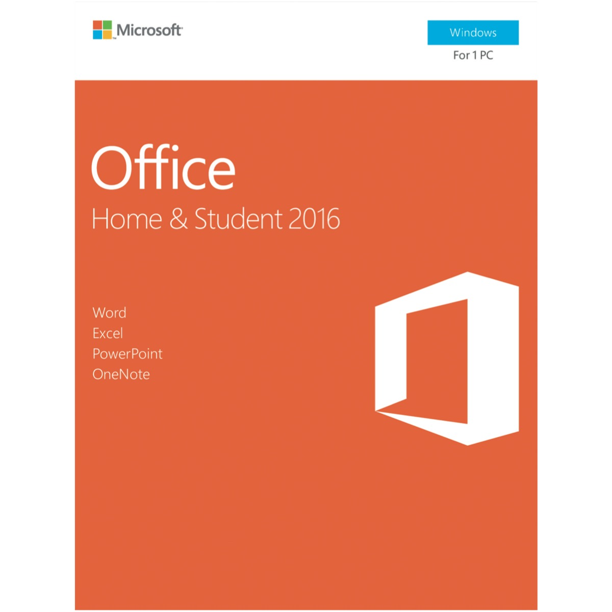 MICROSOFT Office 2013 Home & Student DVD - RETAIL- 1 Licence