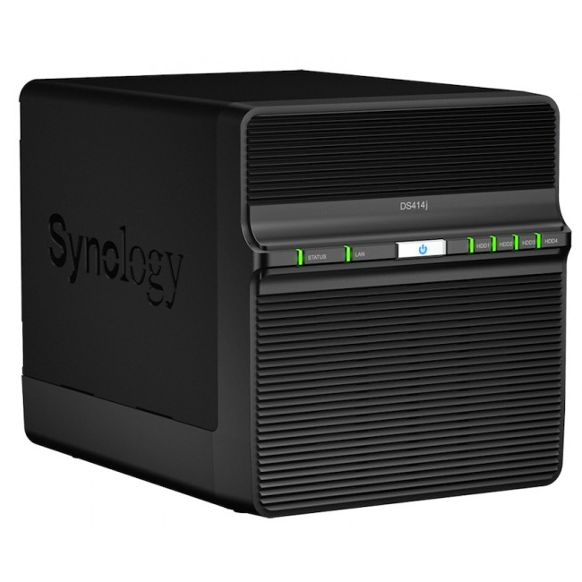 Synology DS414j DiskStation 4-Bay NAS