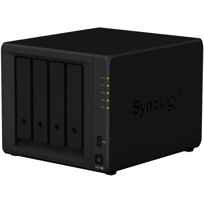 Synology DS918+ DiskStation 4-Bay NAS