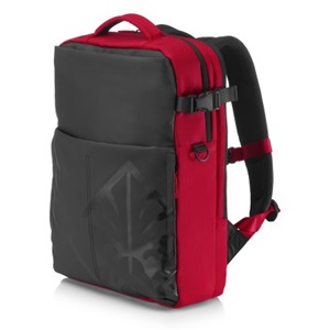 "HP OMEN Back PackNotebook bag to suit 17.3"" notebook (RED)"