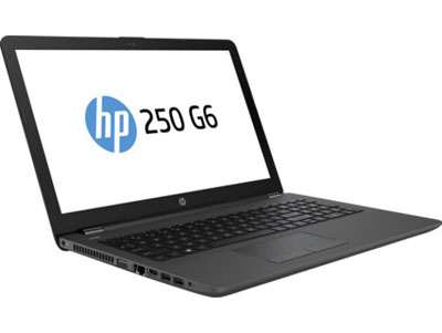 "HP 250 G6 i3-6006U, 15.6""HD, 4GB, 500 GB HDD, WLAN,BT,W10Home, N"