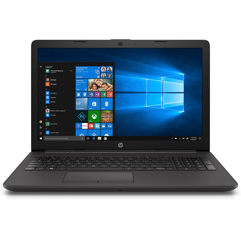 "HP 250 G7 15.6"" HD i3-1005G1 8GB 256GB HDD W10 HOME 'No DVD' W10H Notebook"
