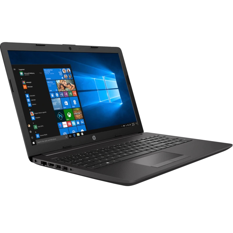 "HP 250 G7, i5-8265U, 15.6""HD, 4GB RAM , 500 GB HDD, HDMI, LAN, A"
