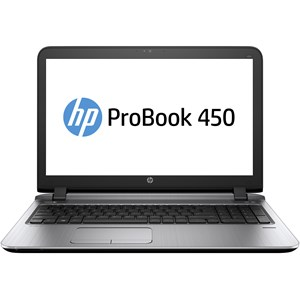 "HP Pro Book 450 i5-7200U, 15.6""HD, 8GB, 1TB HDD, WLAN,BT,DVDRW,W"