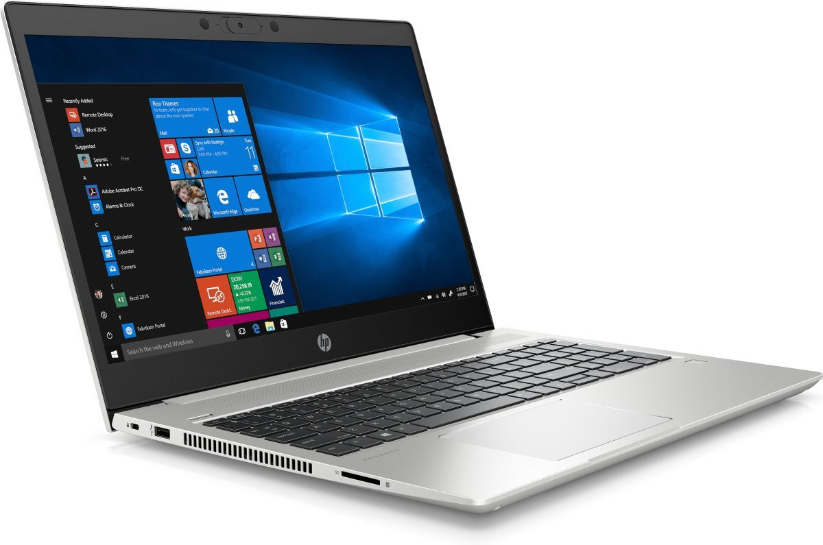 "HP ProBook 450 G7 15.6"" FHD Intel i7-10510U 16GB 512GB SSD WIN10 PRO NVIDIA® GeForce® MX130 2GB"