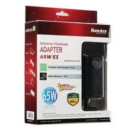 Huntkey Universal Notebook Adaptor 65W 18-20V