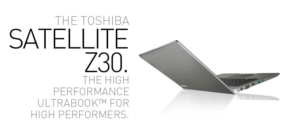 """Toshiba Portege Z30, i5-4200U, 13.3"""", 8GB, 250GB SSD, W7P + 8.1"""