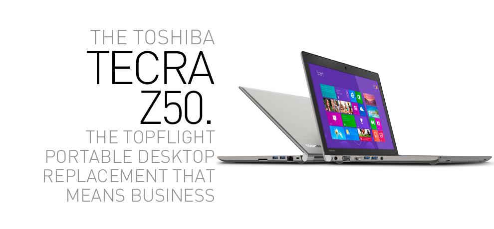 TOSHIBA Z50, i5-4210U, 15.6