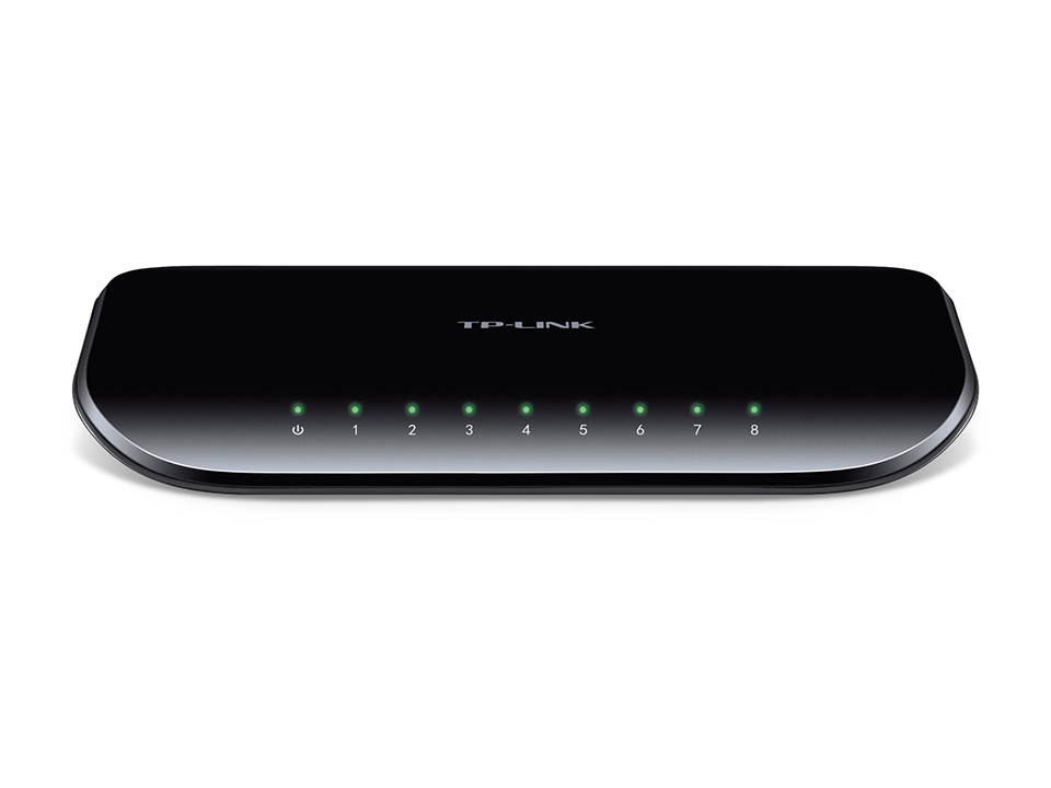 TP-Link 8 Port Gigabit Switch (10/100/1000)