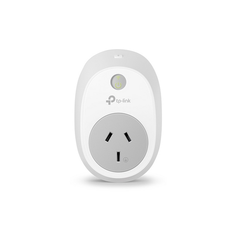 TP-LINK Smart Wi-Fi Plug - Remote electronics power on and off