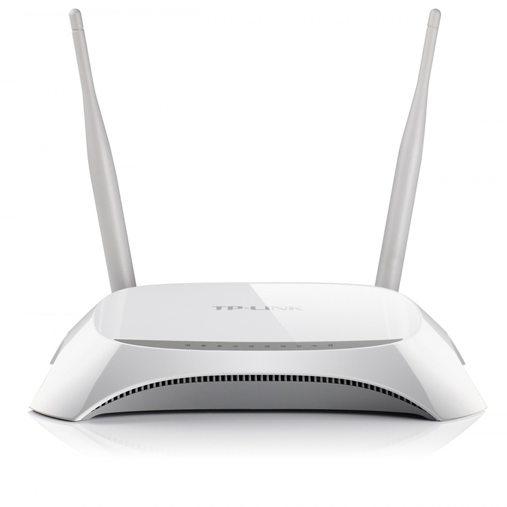 TP-Link ADSL 2+ Modem Router with 4 Port Ethernet